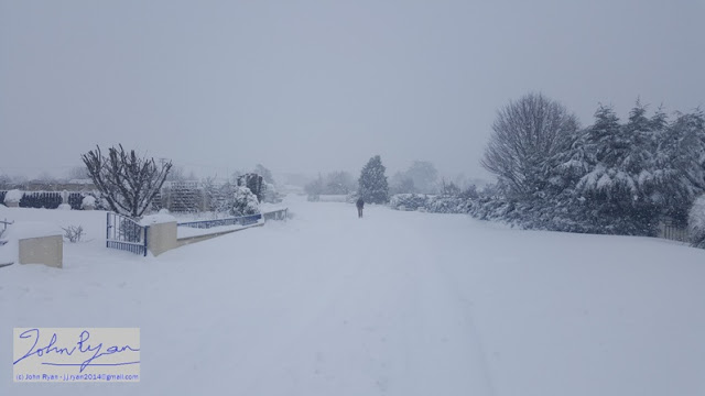 (Michael Sinnott Drive, looking towards Glasganny Road,Castlebridge, Wexford. Photo copyright (c) John Ryan)