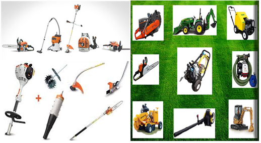 Tools Make Landscaping Work Easier And Faster Leaf Ers Gas Or Electric Hedge Trimmers Chain Saws Can The Of Rakes Manual