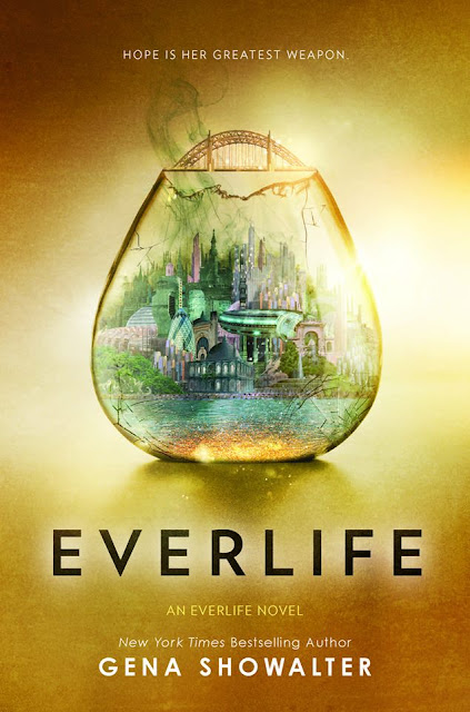 Everlife: Portada OFICIAL de Everlife
