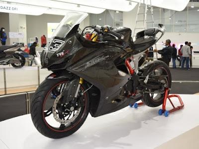 TVS Akula 310 Racing Concept Hd Image 1