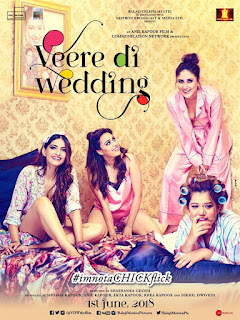 Veerey Di Wedding First Look Poster