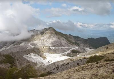 Veduta del Monte Borla