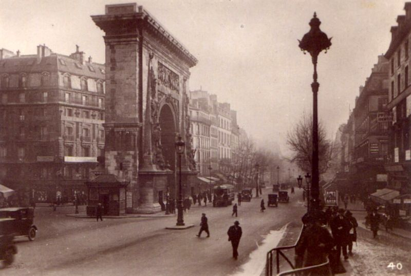 Yvon's Paris of the 1920s: A Look Back On the French Capital Nearly 100 Years Ago