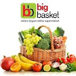 BigBasket Coupons 5% Cashback - March 2018