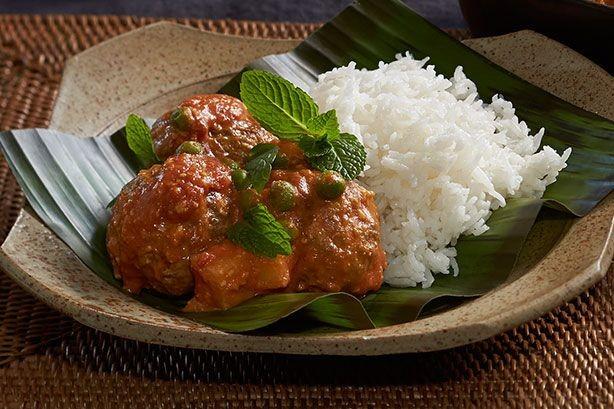 Dani Venn shares this delicious Masala lamb kofta curry Masala lamb kofta curry recipe