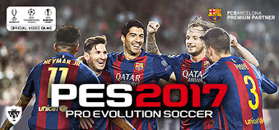 PES 2017 ISO PPSSPP For Android