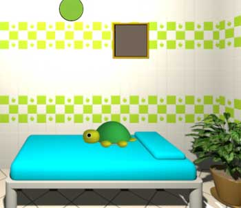 Juegos de Escape - Escape Challenge 58 Room with Turtle