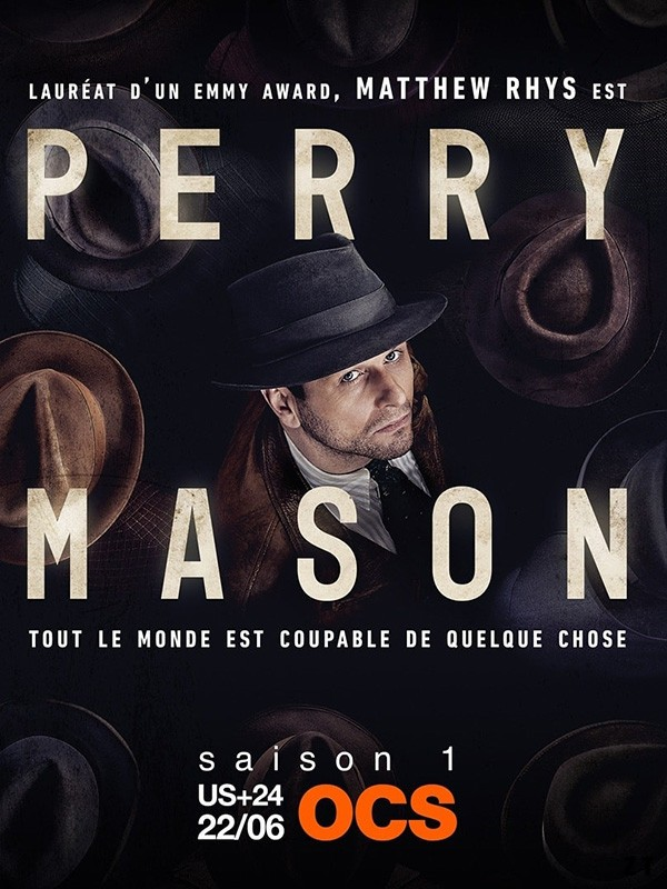 Perry Mason – Saison 1 [Streaming] [Telecharger]