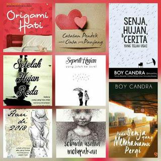 Kumpulan Novel Boy Candra PDF