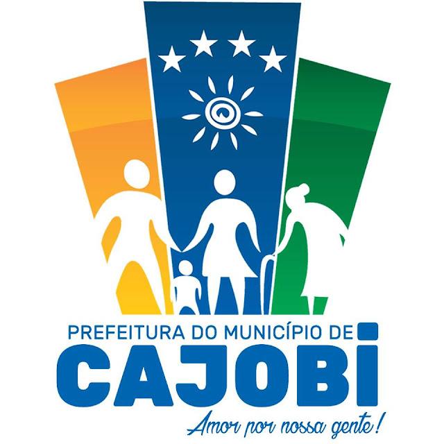 Prefeitura de Cajobi apresenta sua nova logomarca