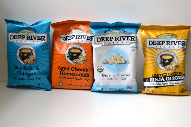 Deep River Snacks Kettle Chips