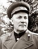 Генерал Томилин - руководитель службы горючего