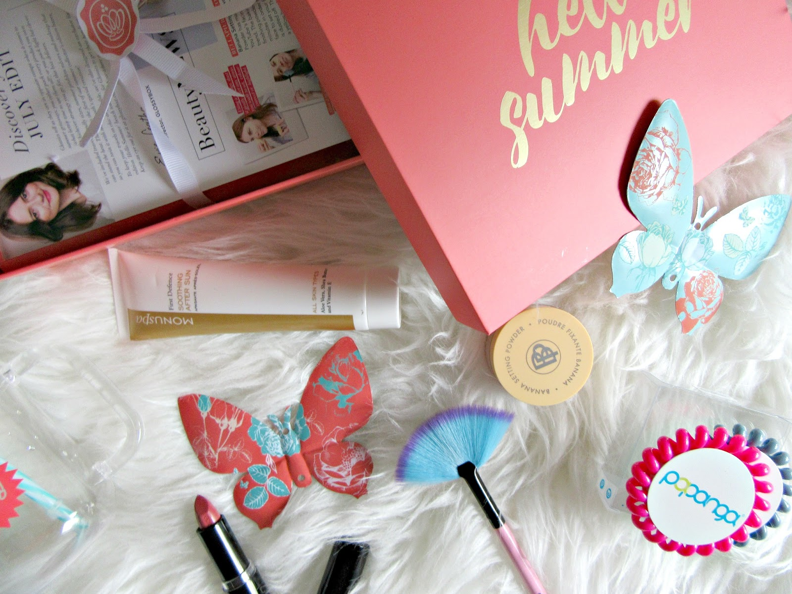 Glossybox UK July 2017 Review