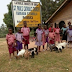 Pupils given goats as gift for coming first in their class in Anambra