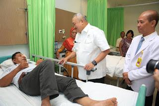 Dapat SK PPK-BLUD, Pengelola Rumah Sakit Bisa Gunakan Dana Tak Terbatas