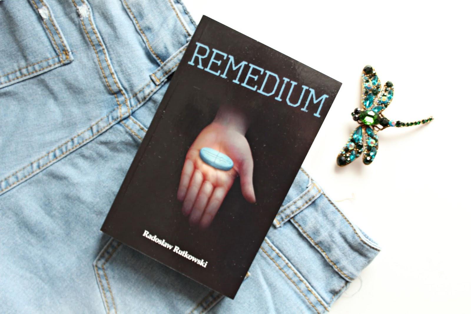 """Radosław Rutkowki """"Remedium' - recenzja"""