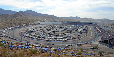 ISM Raceway Announces Traffic and Fan Guidelines