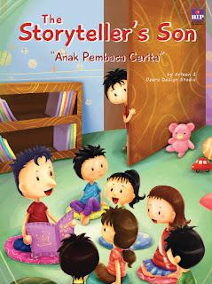 [Review Buku] Anak Pembaca Cerita