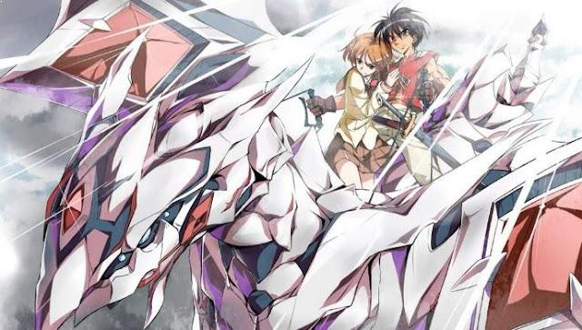 Tenkuu no Escaflowne - Daftar Rekomendasi Anime Action Romance Terbaik