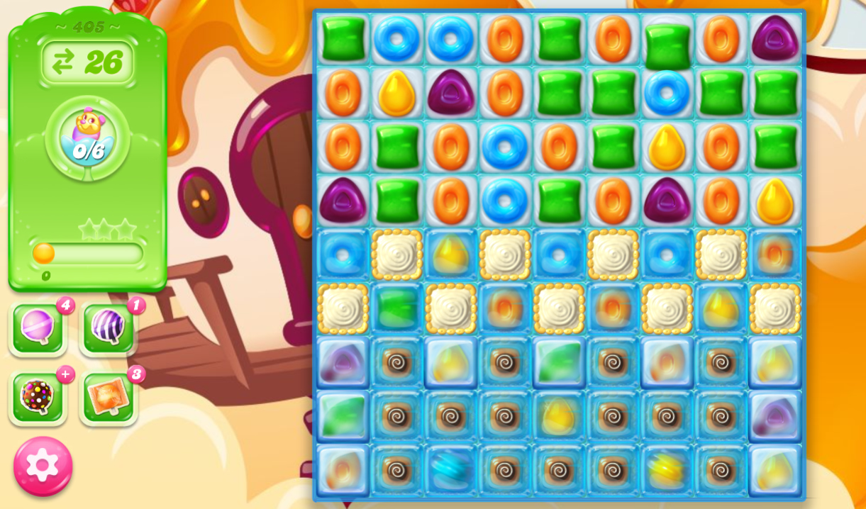 Candy Crush Jelly Saga 405