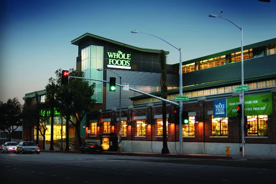 Whole Foods Pasadena Arroyo