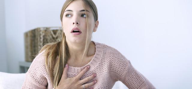 Sesak Nafas Karena Dahak Tidak Keluar ? Ini Solusinya