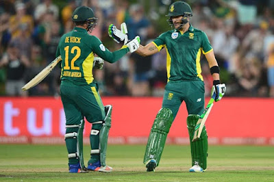 South Africa Beat Australia In The Second One Day International
