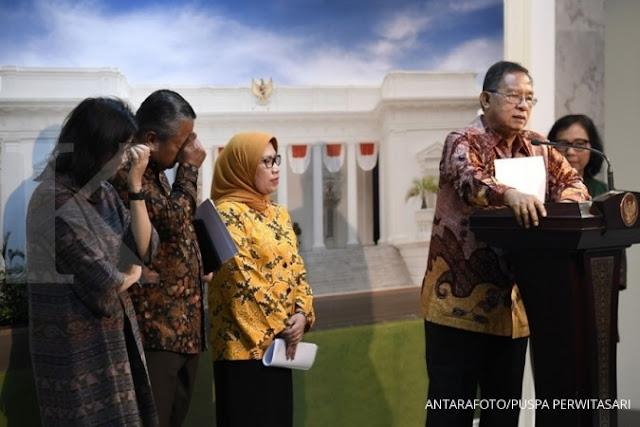 Presiden Jokowi ubah lagi jumlah usaha yang diberi ke asing? dari 54 menjadi 28