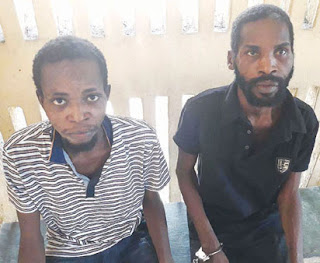 Notorious armed robbers nabbed