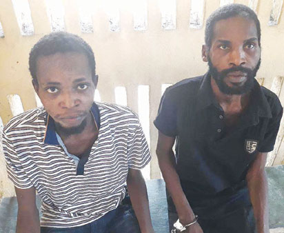 Special Police Team Arrests Notorious Armed Robbers Who Killed 3 Policemen