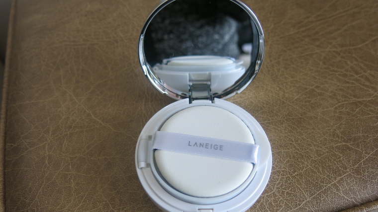 Laneige BB Cushion Pore Control Unboxing