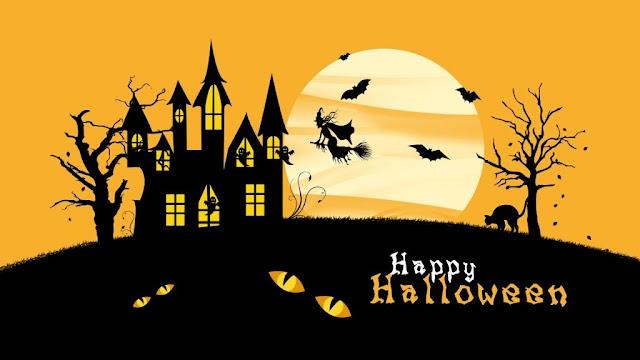 Wallpaper for Happy Halloween