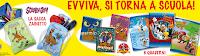 Logo Imperdibile la sacca zainetto Scooby-Doo e 6 quaderni per la scuola