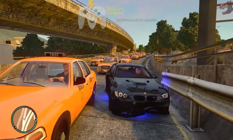 تحميل لعبة GTA IV من ميديا فاير برابط واحد