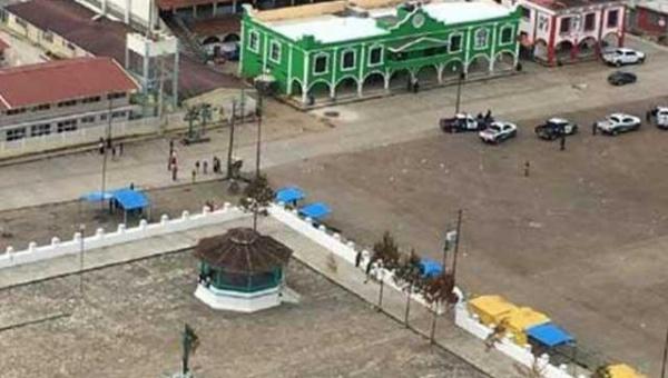 Asesinan a alcalde y sindicalista en Chiapas, México