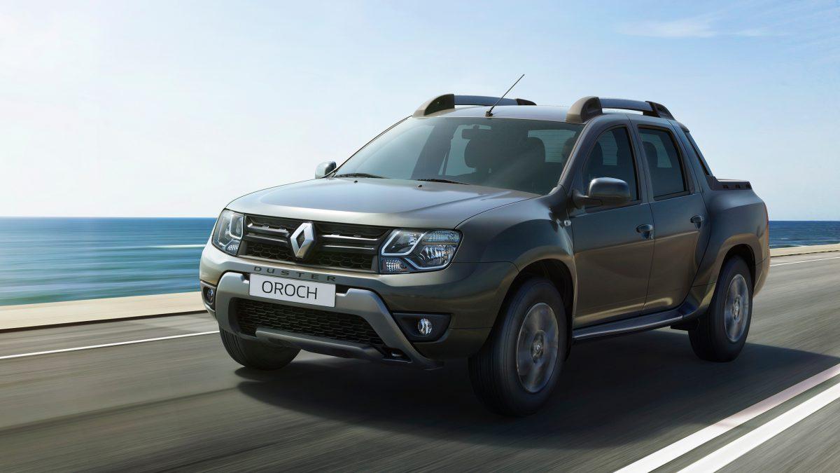 Marchaautomotiva  Renault Duster Oroch J U00e1 Est U00e1 No Site Da