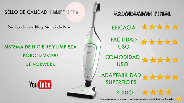 sello calidad madresfera opinion aspirador kobold vk200 vorwerk blog mama de noa
