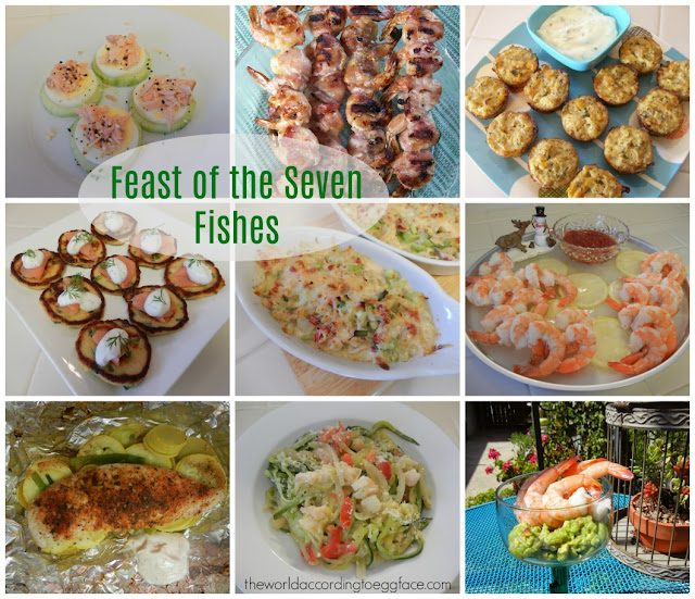 Feast%2Bof%2Bthe%2BSeven%2BFishes%2BSmall Weight Loss Recipes Celebrating Christmas Eve Italian Style   Feast of the Seven Fishes