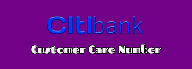 Citibank Customer Care Number, Citibank Credit Card Customer Care Number