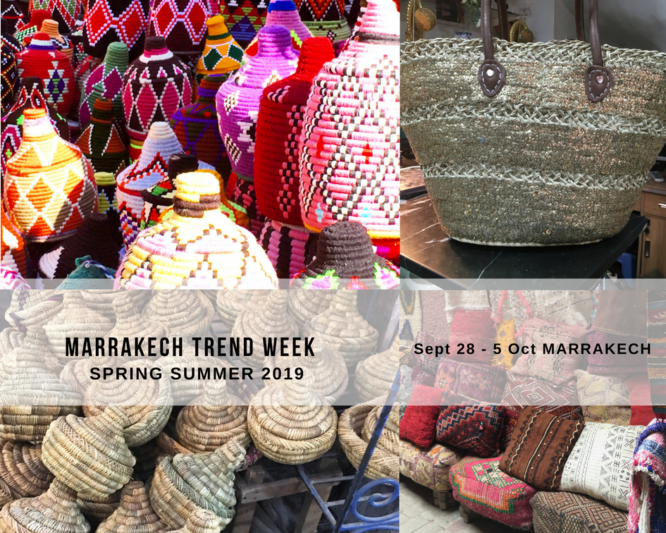 marrakech trend week, trends,wholesale