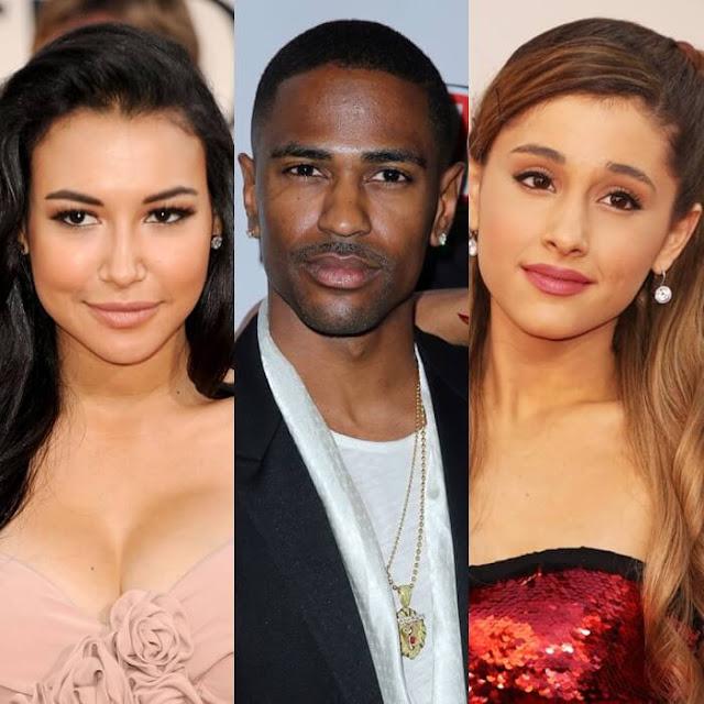 Naya Rivera dice que encontró a Ariana Grande en la casa de Big Sean cuando estaba comprometidos.
