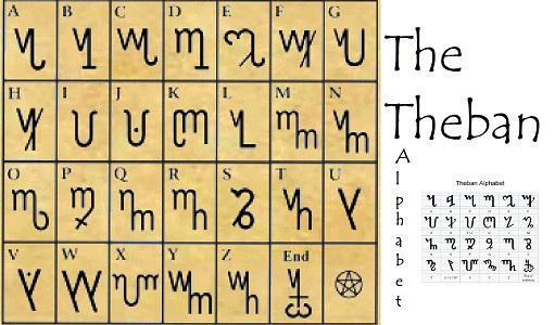 Cadı Alfabesi Nedir? Hakkında Bilgi