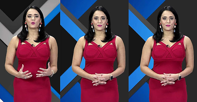 Mayanti Langer latest photos   IPL anchor hottest photos collection Navel Queens