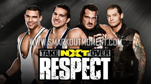 WWE NXT TakeOver Respect Dusty Rhodes Tag Team Classic SemiFinals