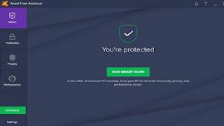 programma Avast Antivirus