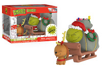 Dorbz Ridez: Dr.Seuss- The Grinch and Max