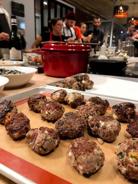 ateliers-et-saveurs,cour,vin,cuisine-sans-gluten,boulette,montrael
