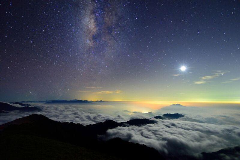 合歡山景色入選全球年度25大美照!Flickr公佈2015年台灣10大熱門作品