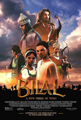 Film Bilal: A New Breed of Hero 2018