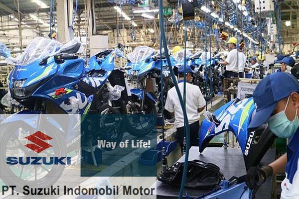 Lowongan Kerja PT. Suzuki Indomobil Motor Untuk SMK